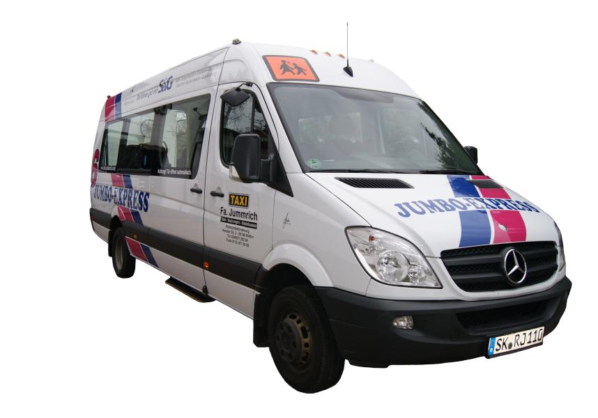 Taxi Jummrich Bus